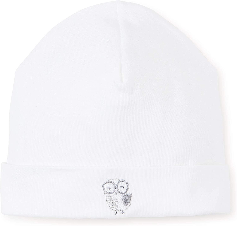Kissy Kissy Baby-Boys Infant Owl Power Silver Hat