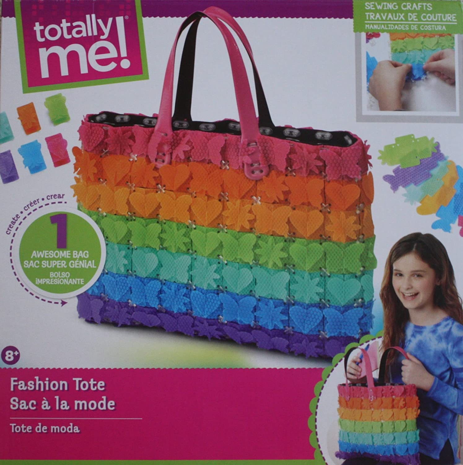 Totally Me! Fashion Tote Sewing Craft