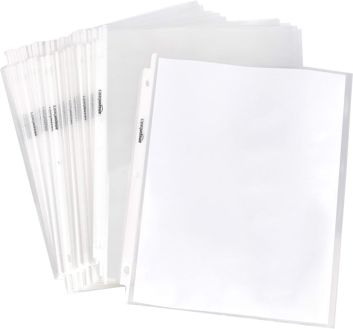 DHgateBasics Sheet Protector - Heavy Duty, 500-Pack