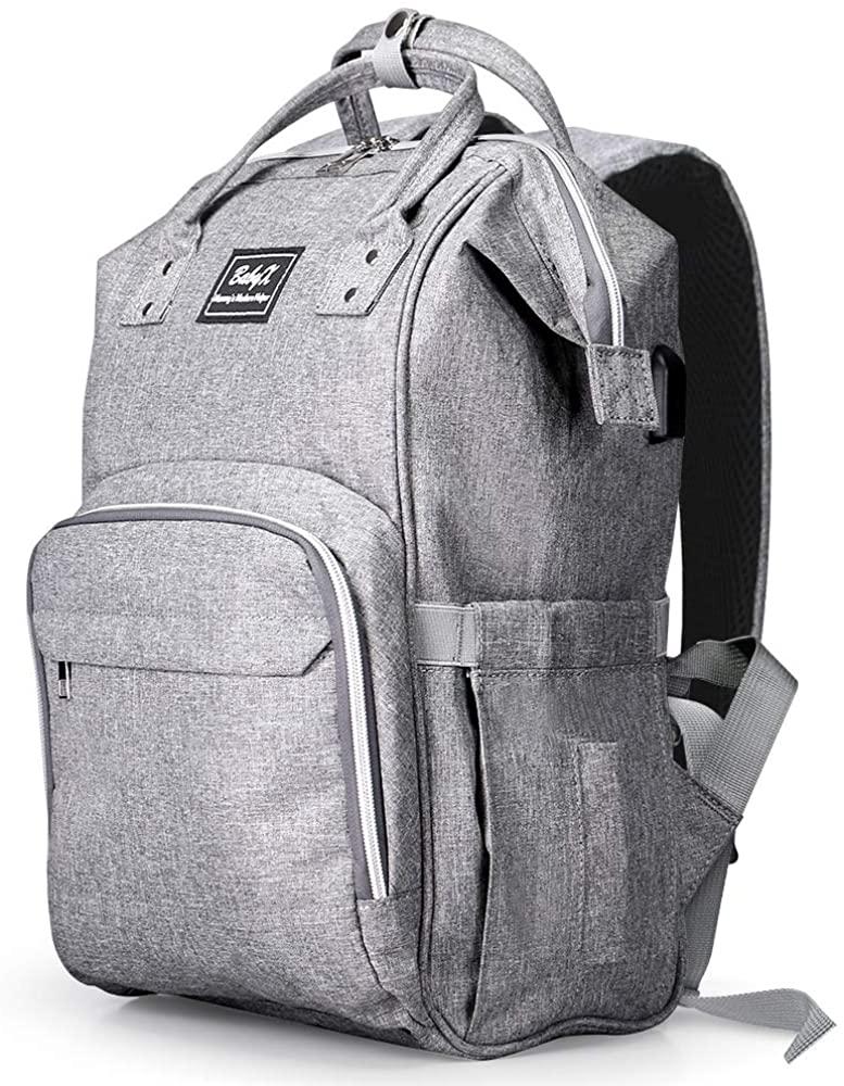 BabyX Diaper Bag Backpack Multifunction Waterproof