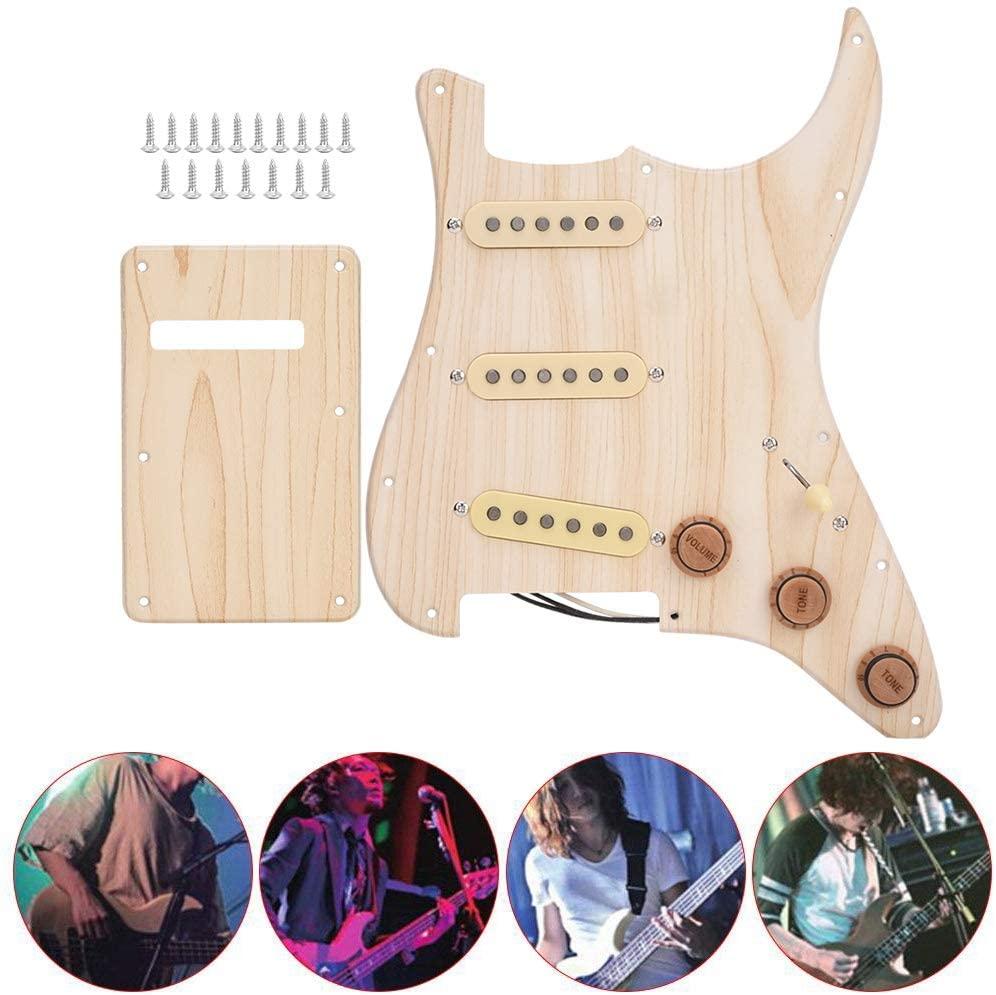 Standard SSS Loaded Pickguard, Pickups Set SSS pickguard, for professionals Strat electric guitar Electric Guitar studio