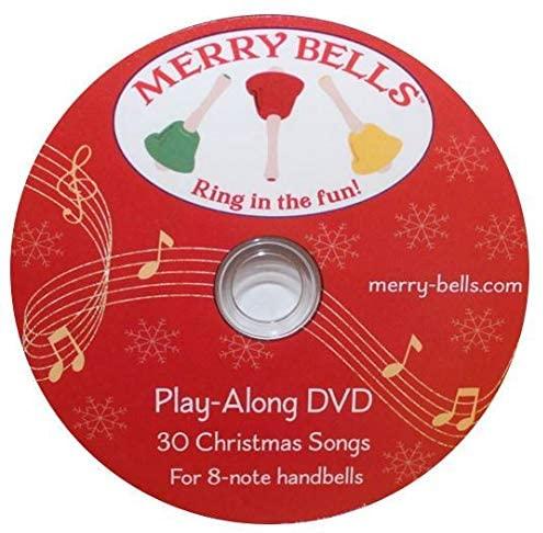 30 Christmas Songs Play-Along DVD for Handbells