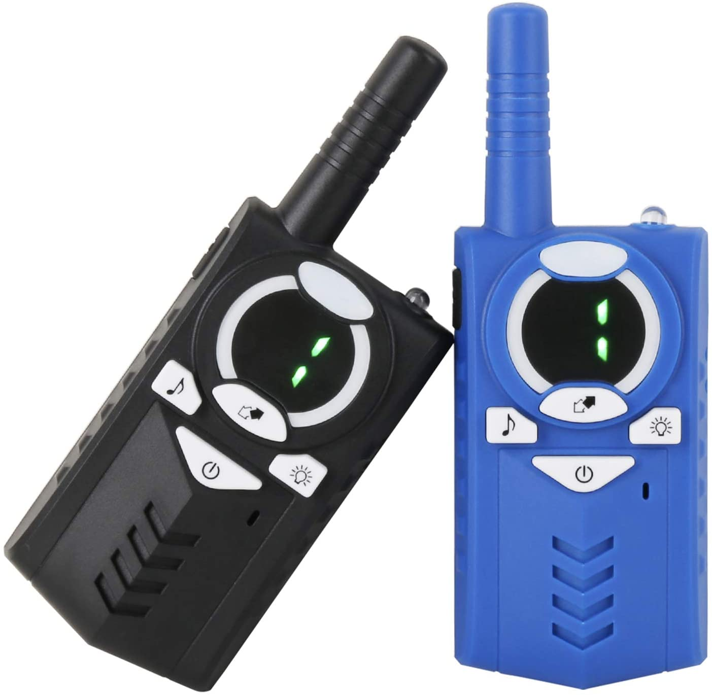 ROBUD Walkie Talkies for Kids, 3 Miles Long Range Two Way Radios Rechargeable, Best Toys Gifts for Kids Boys & Girls Age 3 4 5 6 7 8 9 10 Years Old and Up (2 Pack)