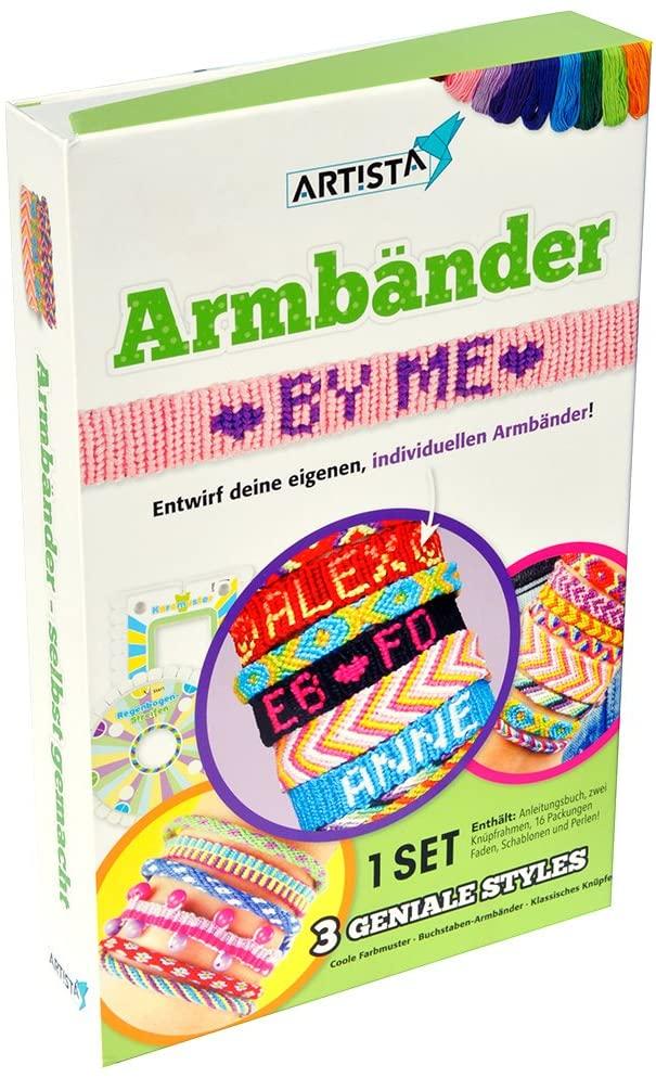 Artista 23970Me, Bracelets Craft Kit
