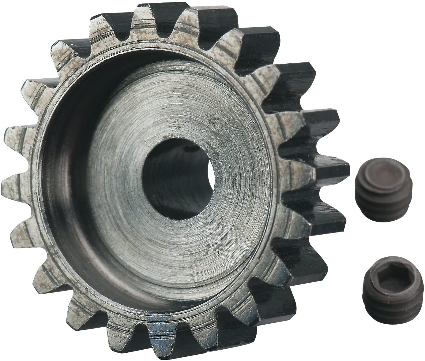 Muchmore Racing MX5PG20T Hard Steel Pinion Gear, 5mm/20T