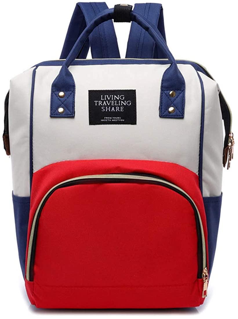 NINE DILONG Baby Diaper Bag Multi-Function Backpack Insulated Bottle Bag - DHgate Vine