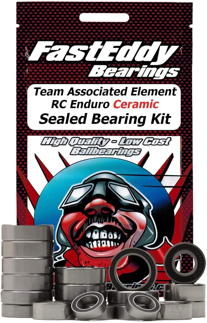 Team Associated Element RC Enduro Ceramic Sealed Bearing Kit