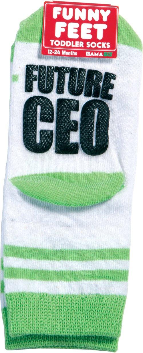 Gamago Toddler Socks, Future CEO