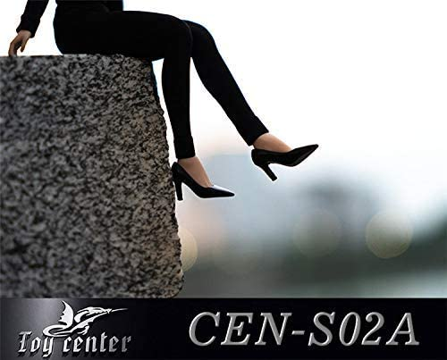 ZSMD 1/12 Female Action Figure High Heel Women's Shoes for 6