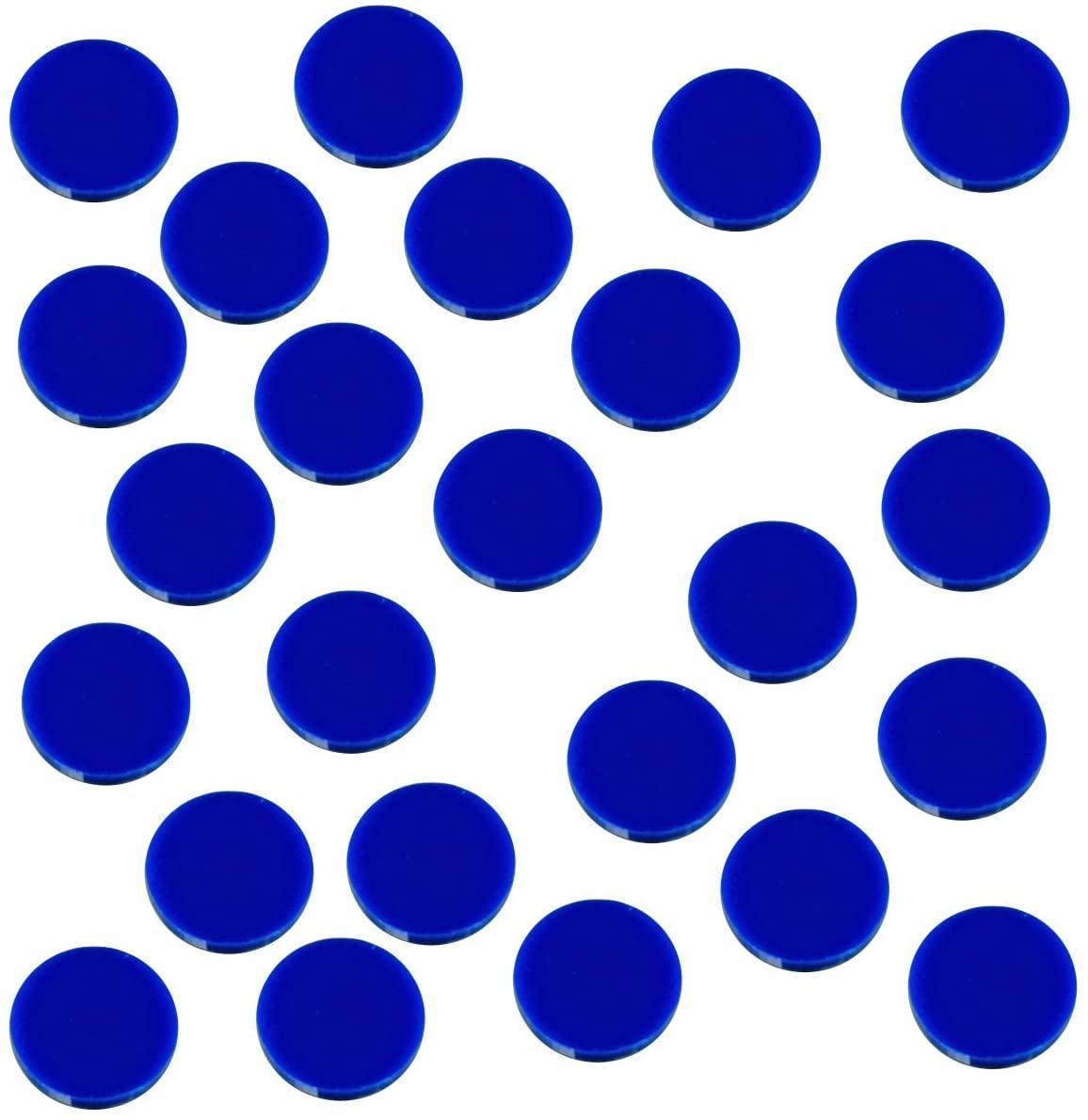 LITKO Game Tokens: Blue