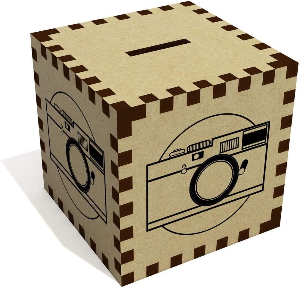 Azeeda 'Camera' Money Box / Piggy Bank (MB00003032)