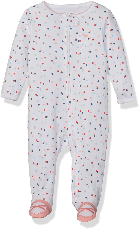 Carter's Baby Girls' Interlock 115g218