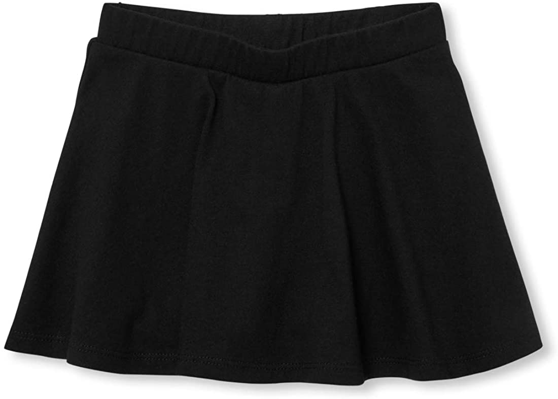 The Children's Place Baby Girls Solid Novelty Matchable Skirts