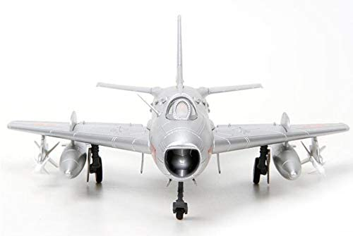 TEERBO J-6 Fighters Beiging Aviation Musume Special Order 1/48 diecast Plane Model Aircraft