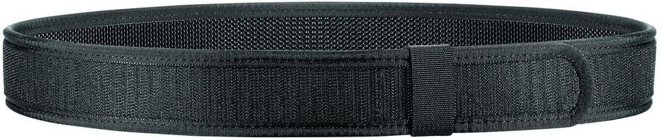 Bianchi 31327 8105 PatrolTek Nylon Liner Belt, Hook, Black, Size S