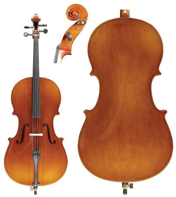 M. Ravel, 4-String Cello - Acoustic, Natural (CE1003/4)