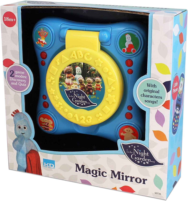 Inspiration Works in The Night Garden Magic Mirror