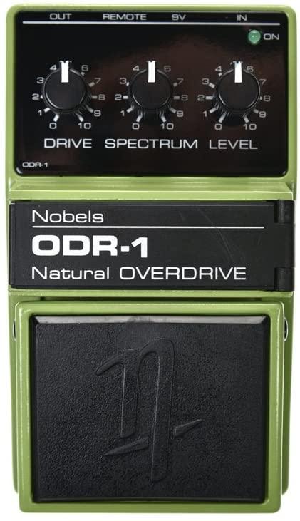 Nobels ODR-1 Overdrive Effect Pedal
