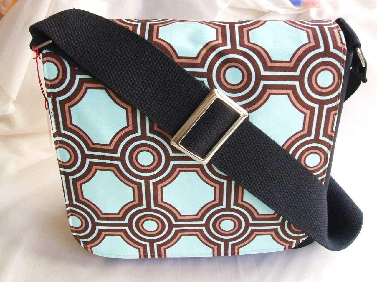 Flax Messenger Bag