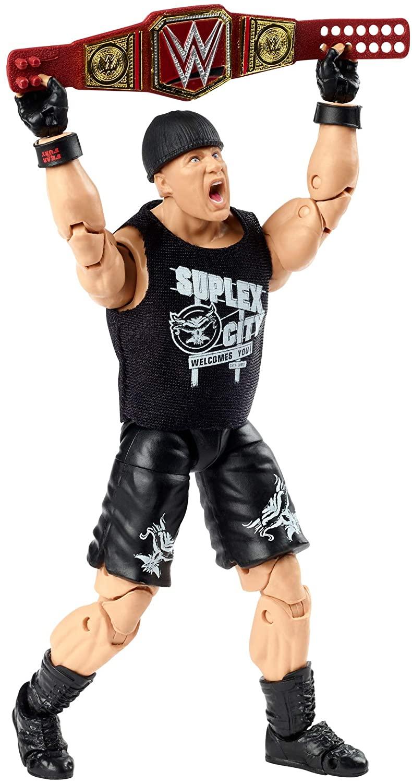 WWE Brock Lesnar Ultimate Edition Action Figure