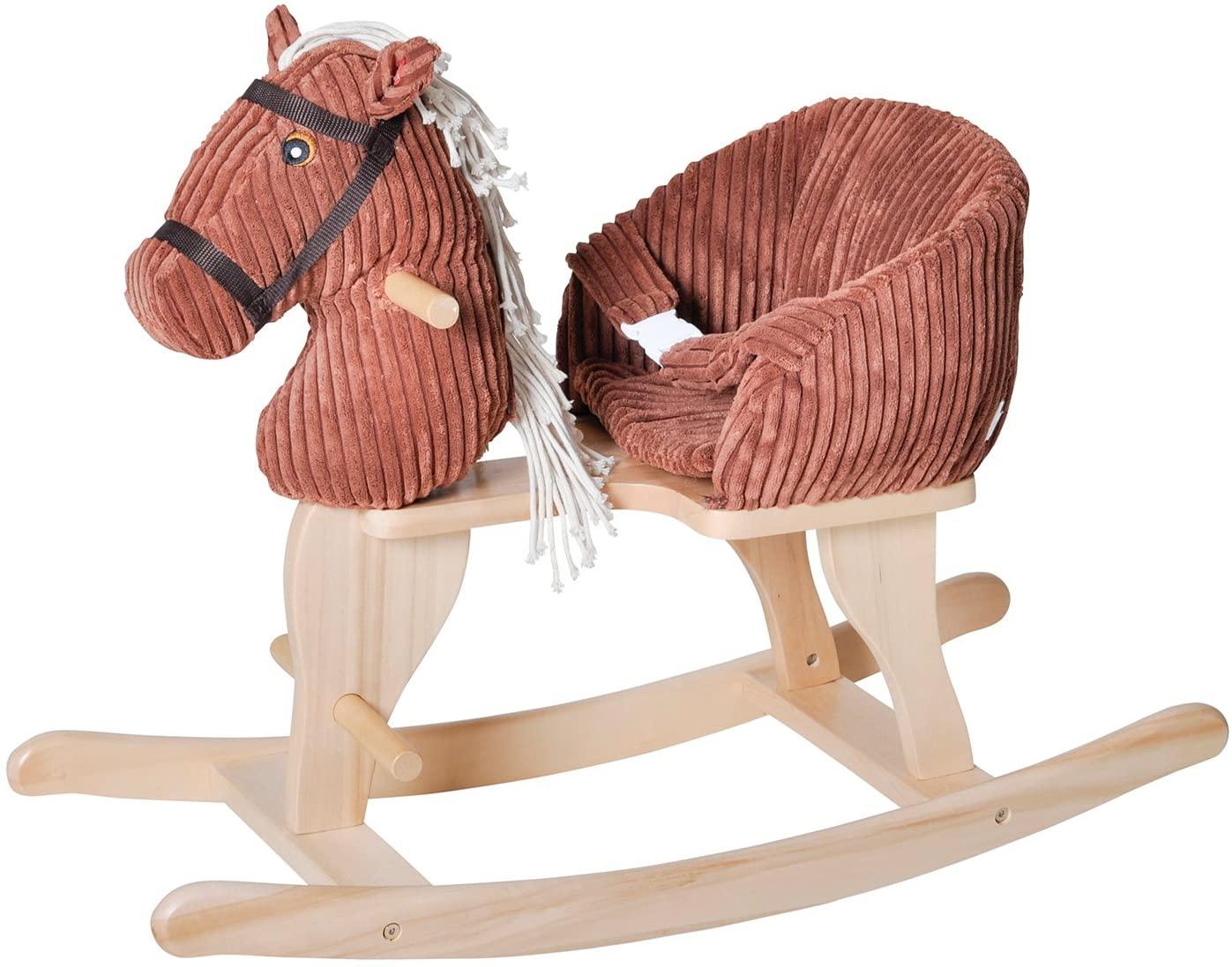 knoortoys Baby Rocking Horse Xena
