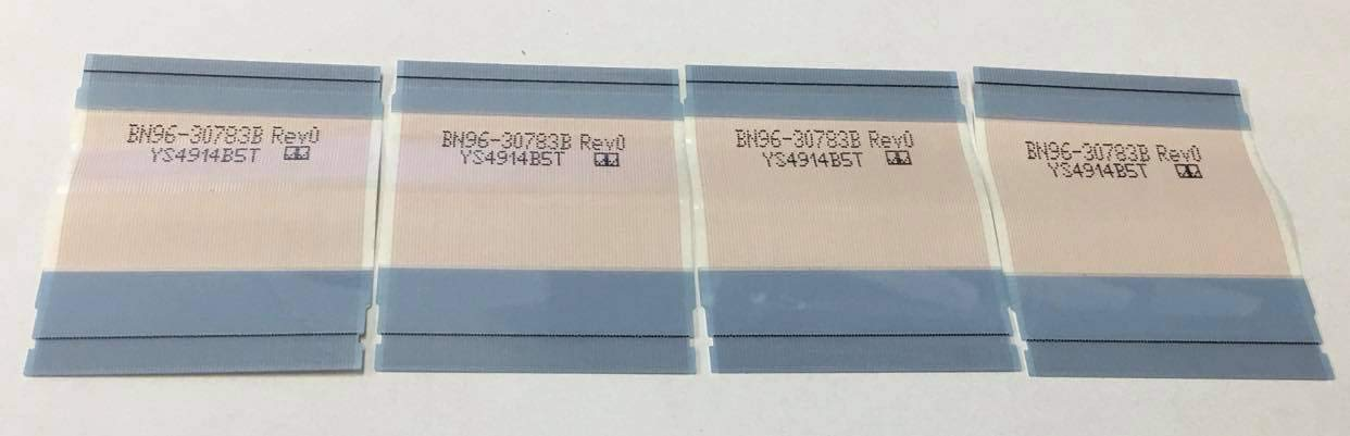 UN60H7150AF Main T-CON Board Ribbon Cables BN96-30783B YS4914BST