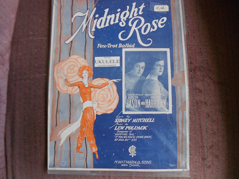 Midnight Rose Fox Trot Ballard