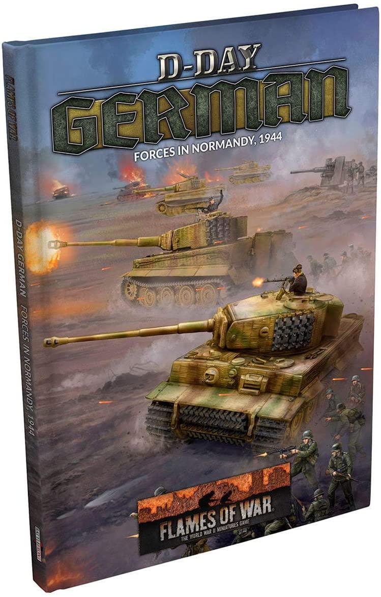 Flames of War: Late War: German: D-Day Book (FW263)