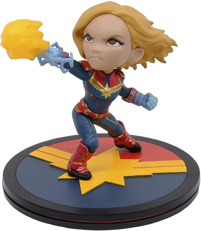 QMx Captain Marvel Q-Fig Figure Diorama