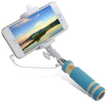 Shot Case Selfie Stick for LG Nexus 5X Blue
