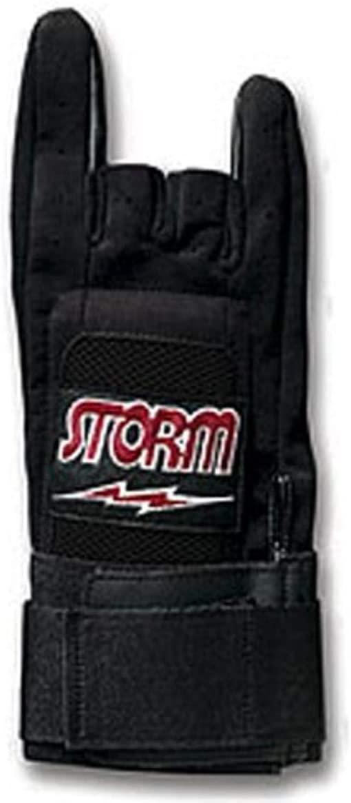 Storm Xtra-Grip Plus Left Hand Wrist Support, Black, X-Large