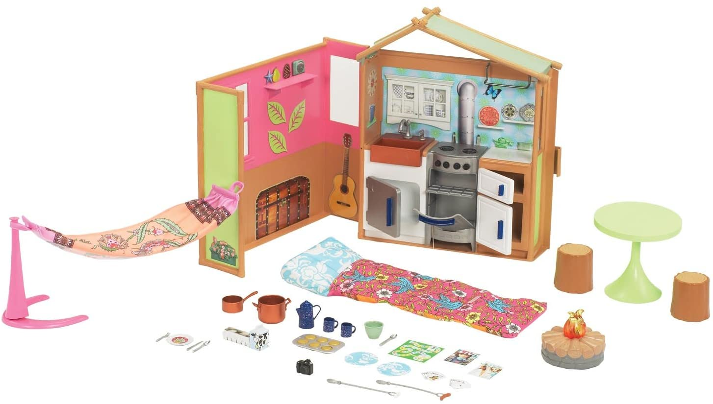 Liv Its My Nature Maple Lodge Playset