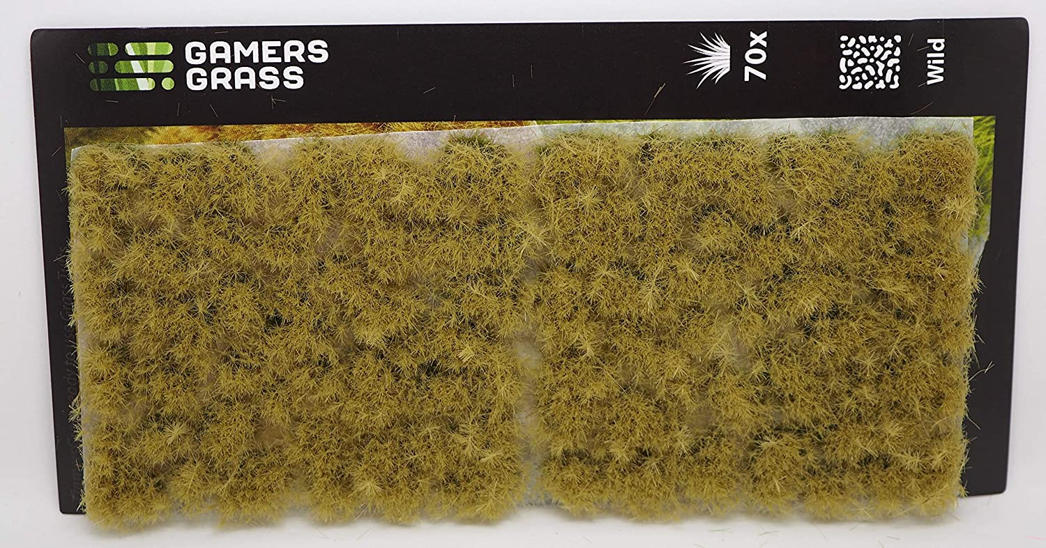 Gamers Grass - Dense Beige (GGD6-BE)