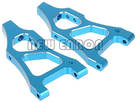 Parts & Accessories New Enron Aluminum Front Lower Arm 06052 06040B Upgrade 166019 for RC 1/10 Car HSP Redcat Himoto - (Color: Blue)