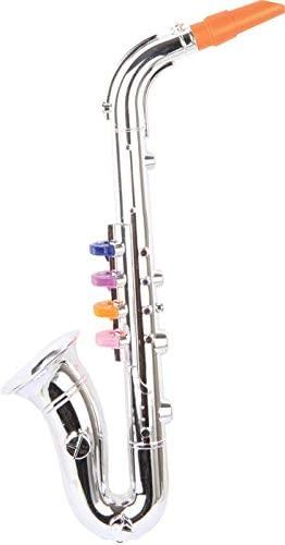 VEDES Großhandel GmbH - Ware Dore Mini Sax 4Tones, 36cm, Silver