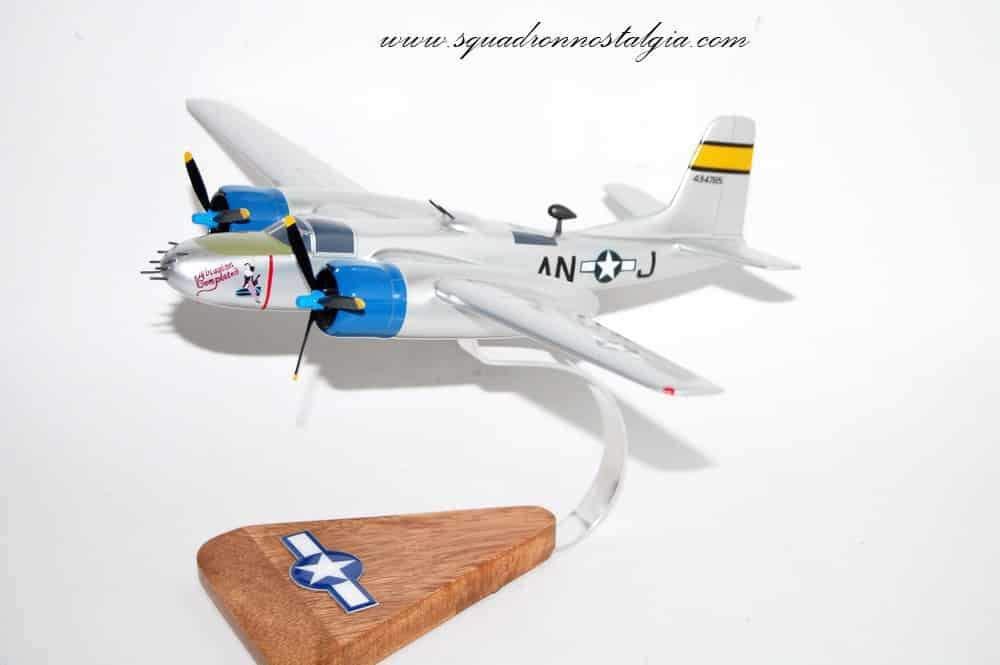 Mission Completed A-26 Invader Model