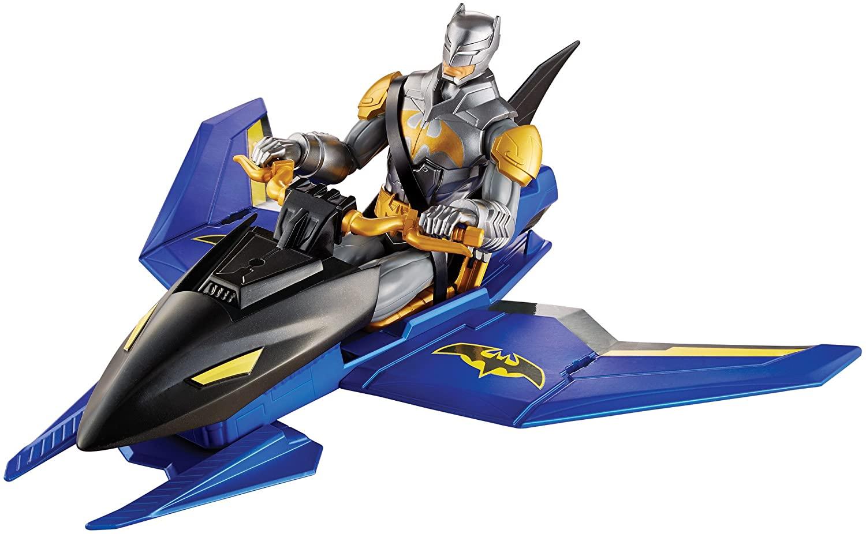 DGF13 Batman Unlimited Flight Mission Batman Figure Action Figure