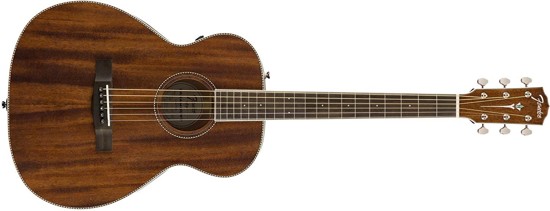 Fender Paramount Traveler 6-String Acoustic Guitar