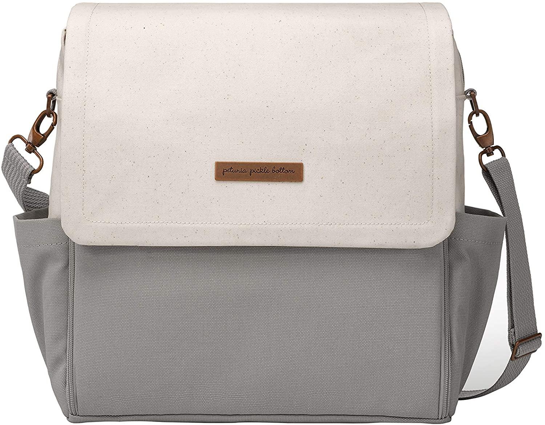 Boxy Backpack - Birch/Stone