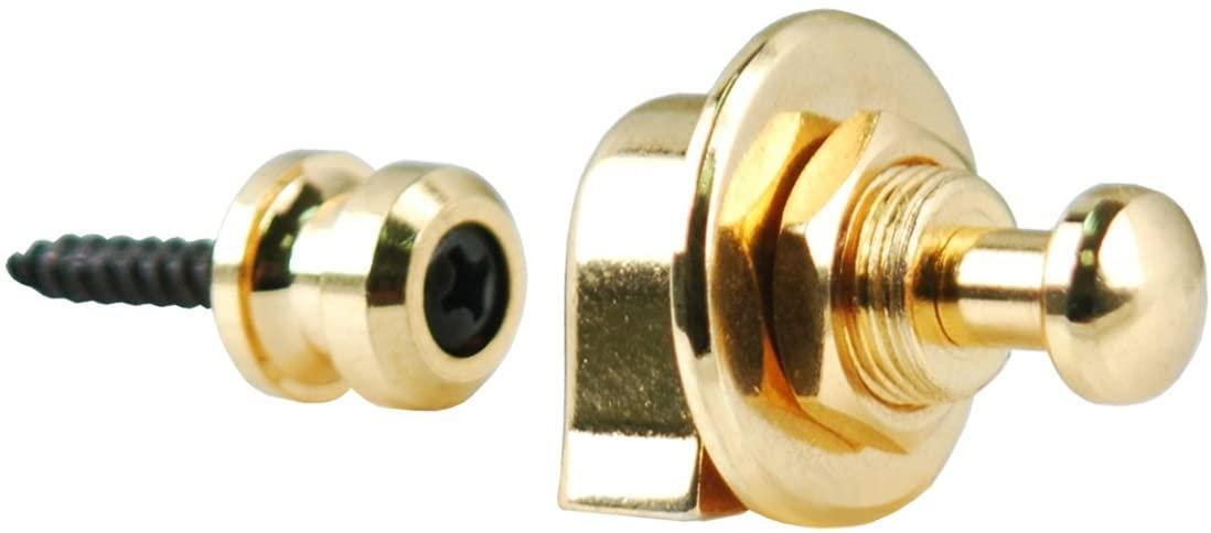 Grover Gold Strap Lock (GP800G)