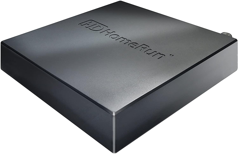 SiliconDust HDHomeRun HDHR5-4US Connect Quatro 4 Channel Tuner,Black