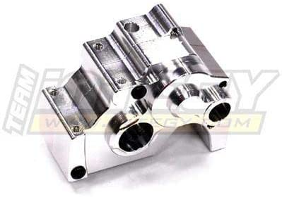 Integy RC Model Hop-ups T6637SILVER Alloy Gearbox for HPI Nitro Firestorm