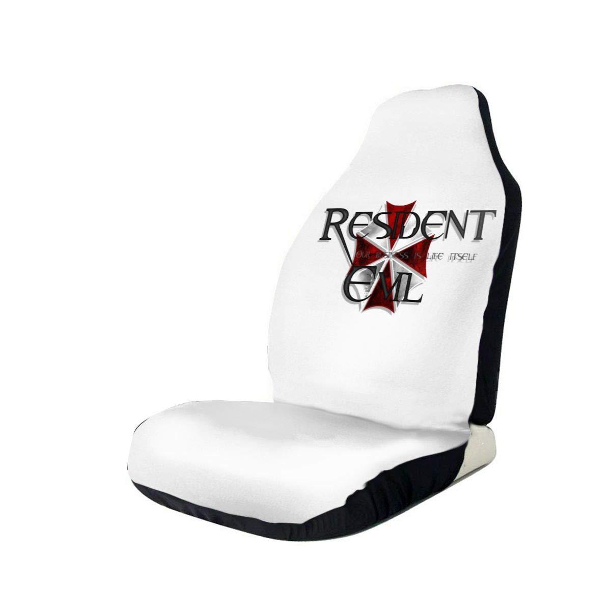 Umbrella Resident Evil Car Seat Covers Car Seat Protector Covers ,Fit Most Cars, Sedan, SUV,Van