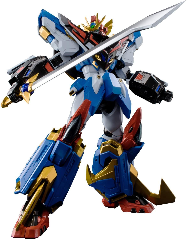 Action Figure Super Heavy God Gravion God Gravion Metamor-Force Bari Ation