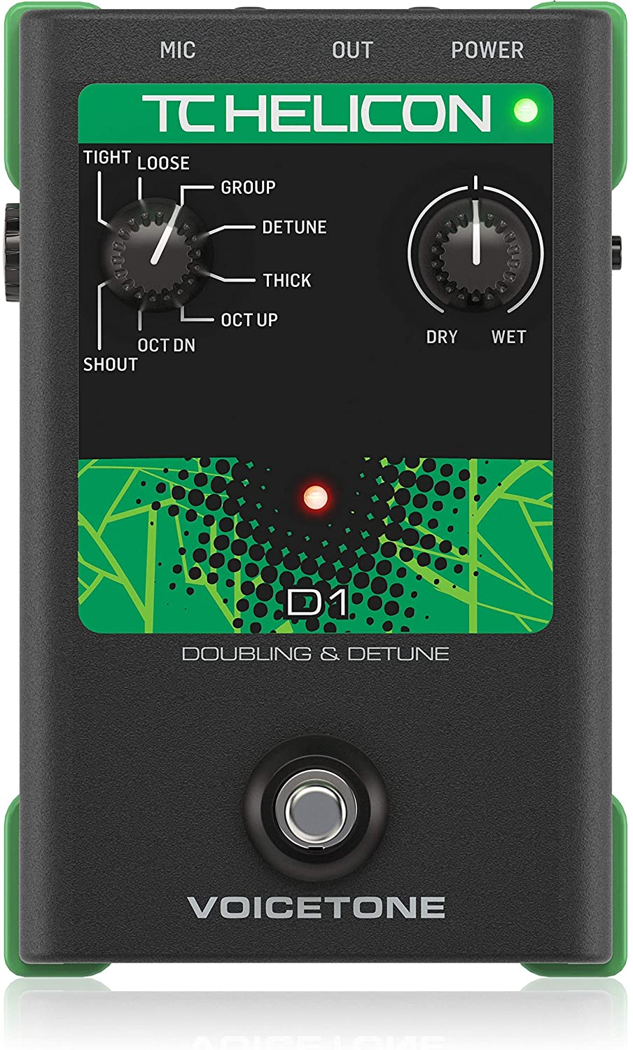 TC Electronic Vocal Effects Processor (VOICETONED1)