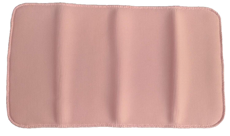 Tsuen Lin Baby Mattress 100% Breathable Mattress Stereo Washable Mattress Cot Mattress (Pink)