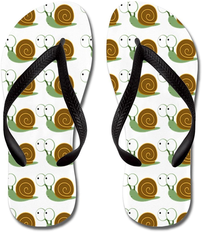 Lplpol Blue and Tan Chevron Horse Racing Sandals Flip Flops for Kids S with Black Flip Flops Belt