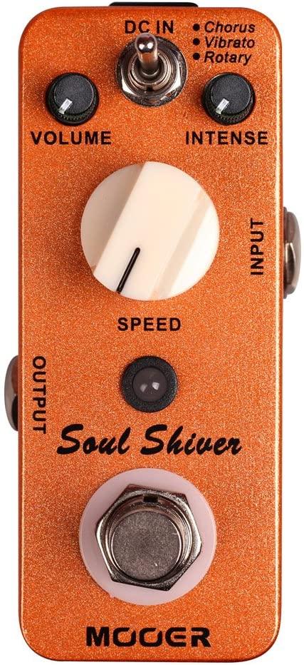 Mooer EQ Effects Pedal (Soul Shiver)