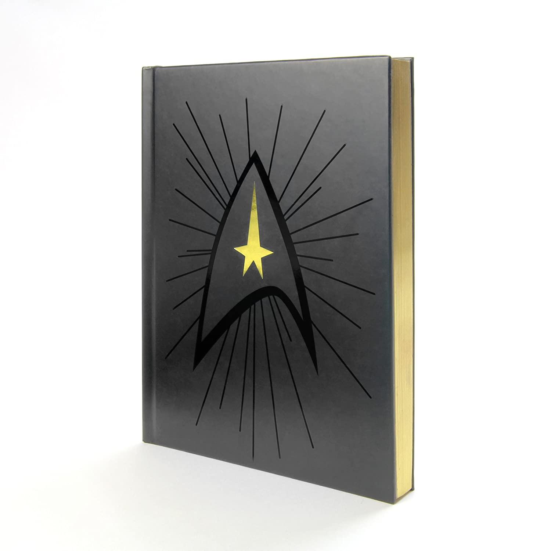 Star Trek: The Original Series - Captain's Log Hardcover Journal