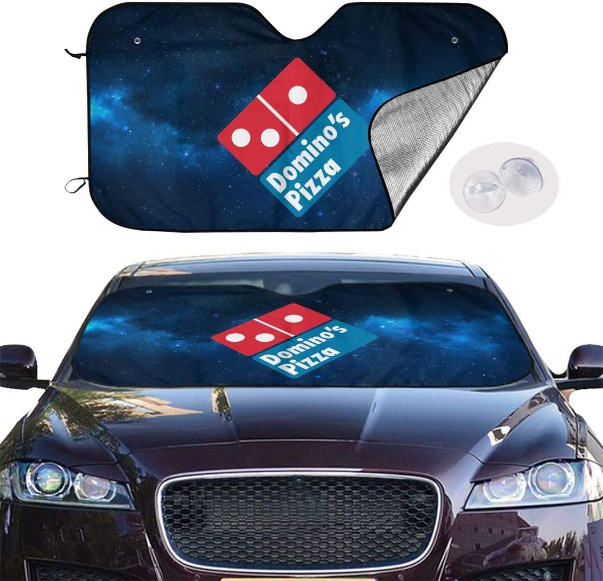 Abkola Dominos Universal and Stylish Car Windshield Visor